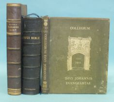 Milton (John), Paradise Lost, illus: Gustave Doré, wd engr, me, hf cf gt, 4to, Cassell Petter,