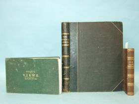 Britton (J) & Brayley (E W), Devonshire Illustrated and Cornwall Illustrated, in a series of