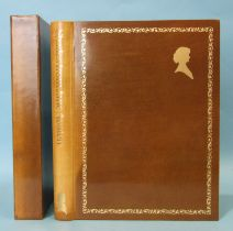 Marsh (Honoria D), Shades from Jane Austen, no.284 of ltd edn of 300, full gilt leather binding with