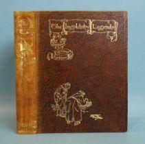 Rackham (Arthur, Illus.), The Ingoldsby Legends or Mirth & Marvels by Thomas Ingoldsby, twenty-