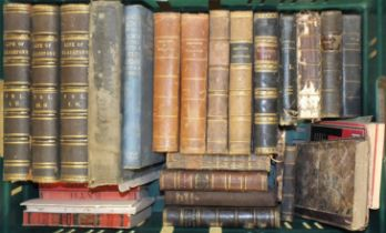 Smith (George Barnett), Life of the Right Honourable William Ewart Gladstone, 6 vols in 3, plts,