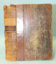 Dickens (Charles), Dombey & Son, frontis, vig tp and 38 engr plts, hf cf, gt, 8vo, Bradbury &