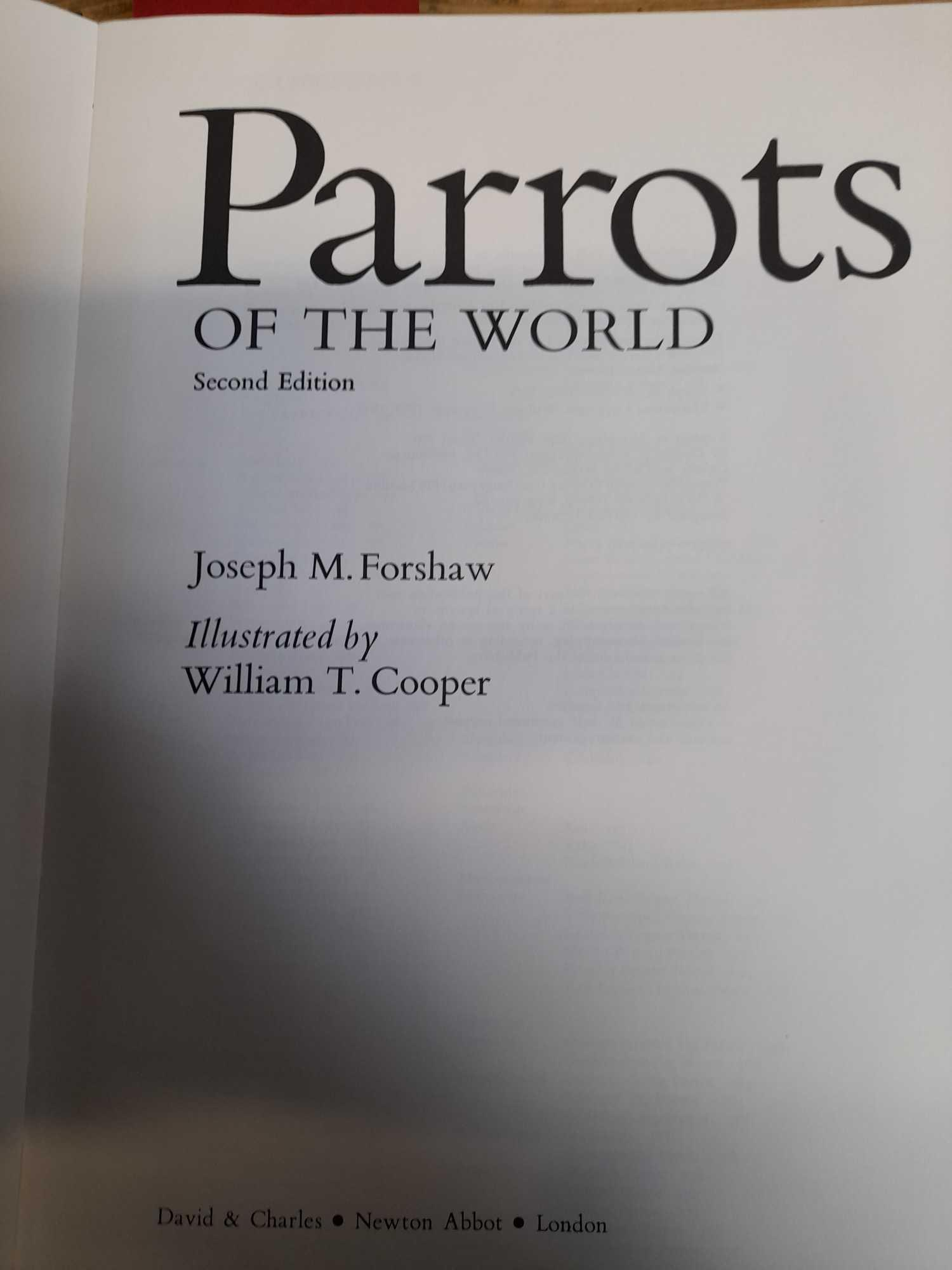 3 PARROT BOOKS - Image 9 of 20