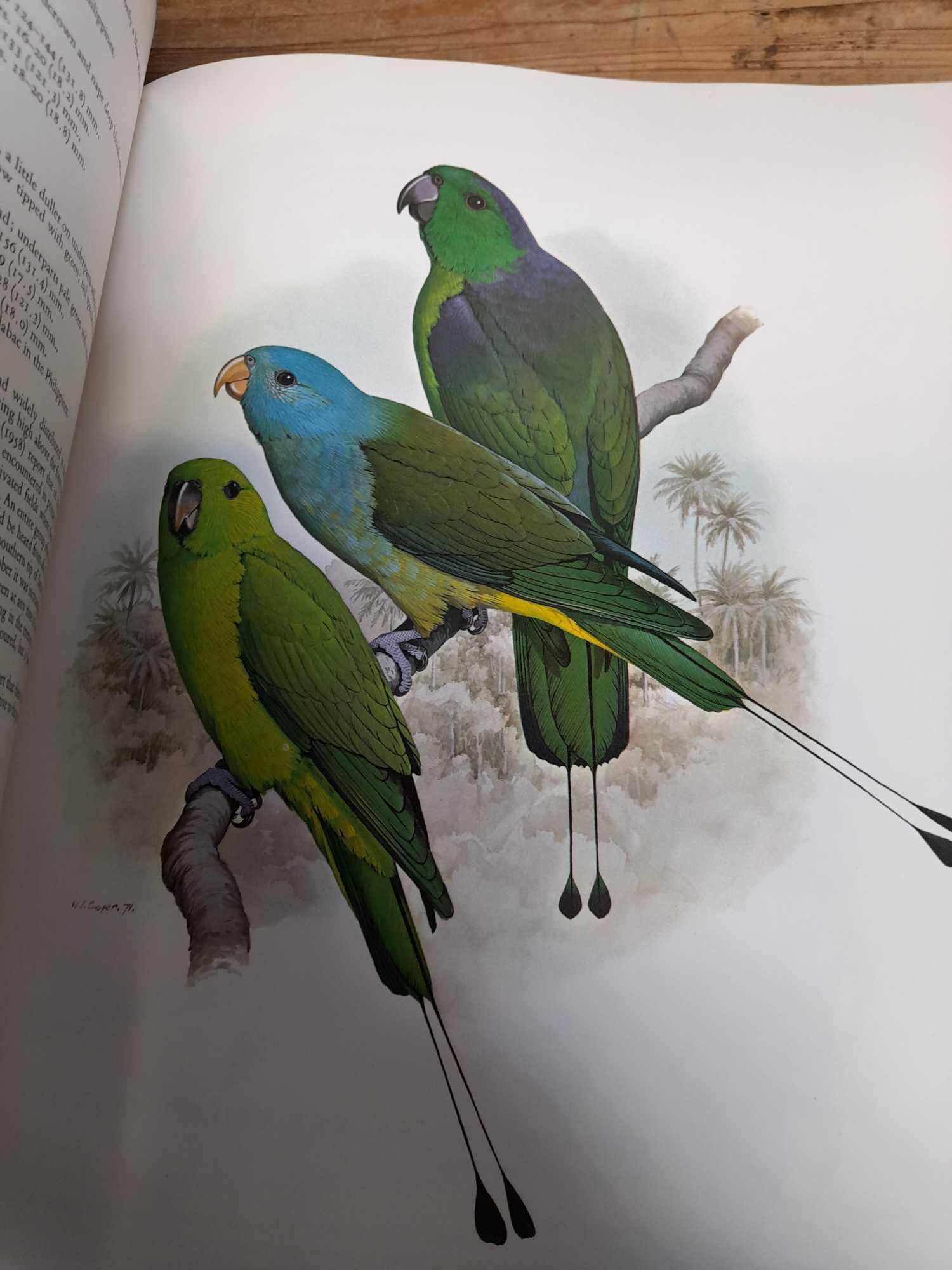 3 PARROT BOOKS - Image 19 of 20