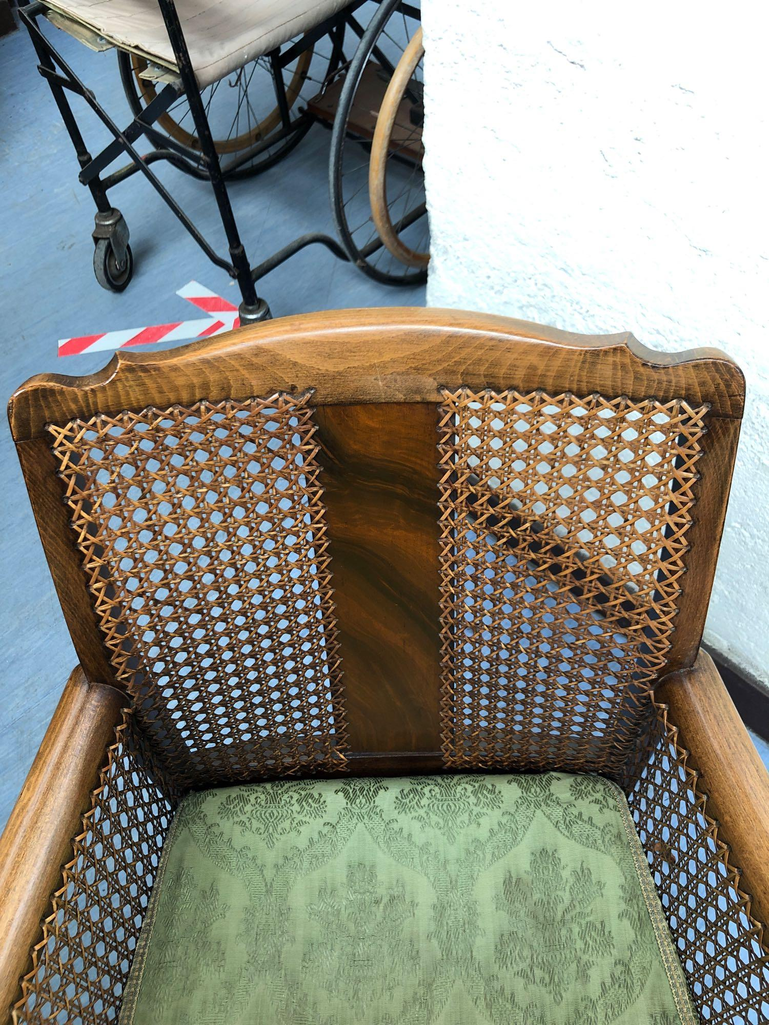 CANE CHAIR - Image 3 of 3