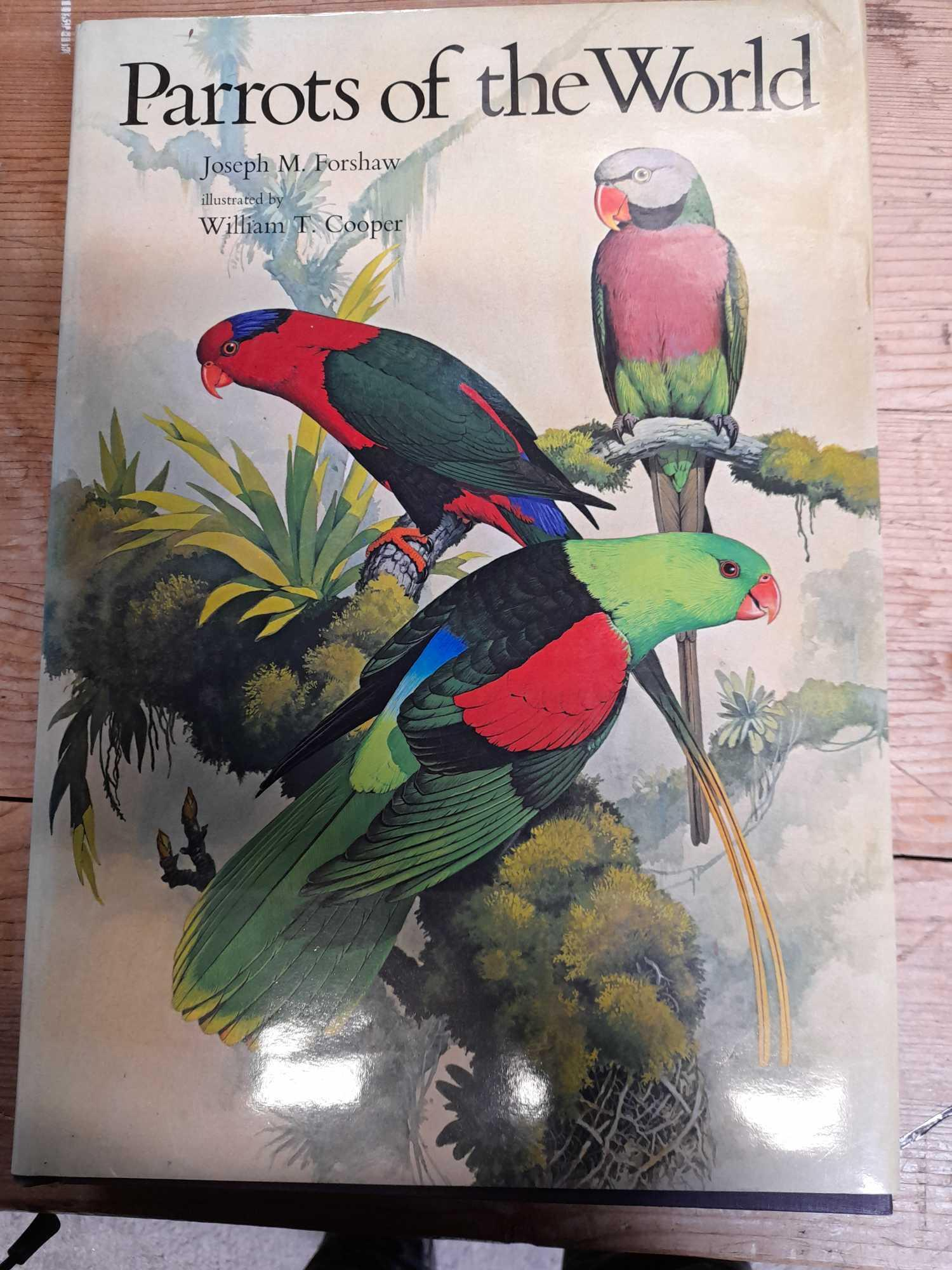 3 PARROT BOOKS - Image 14 of 20