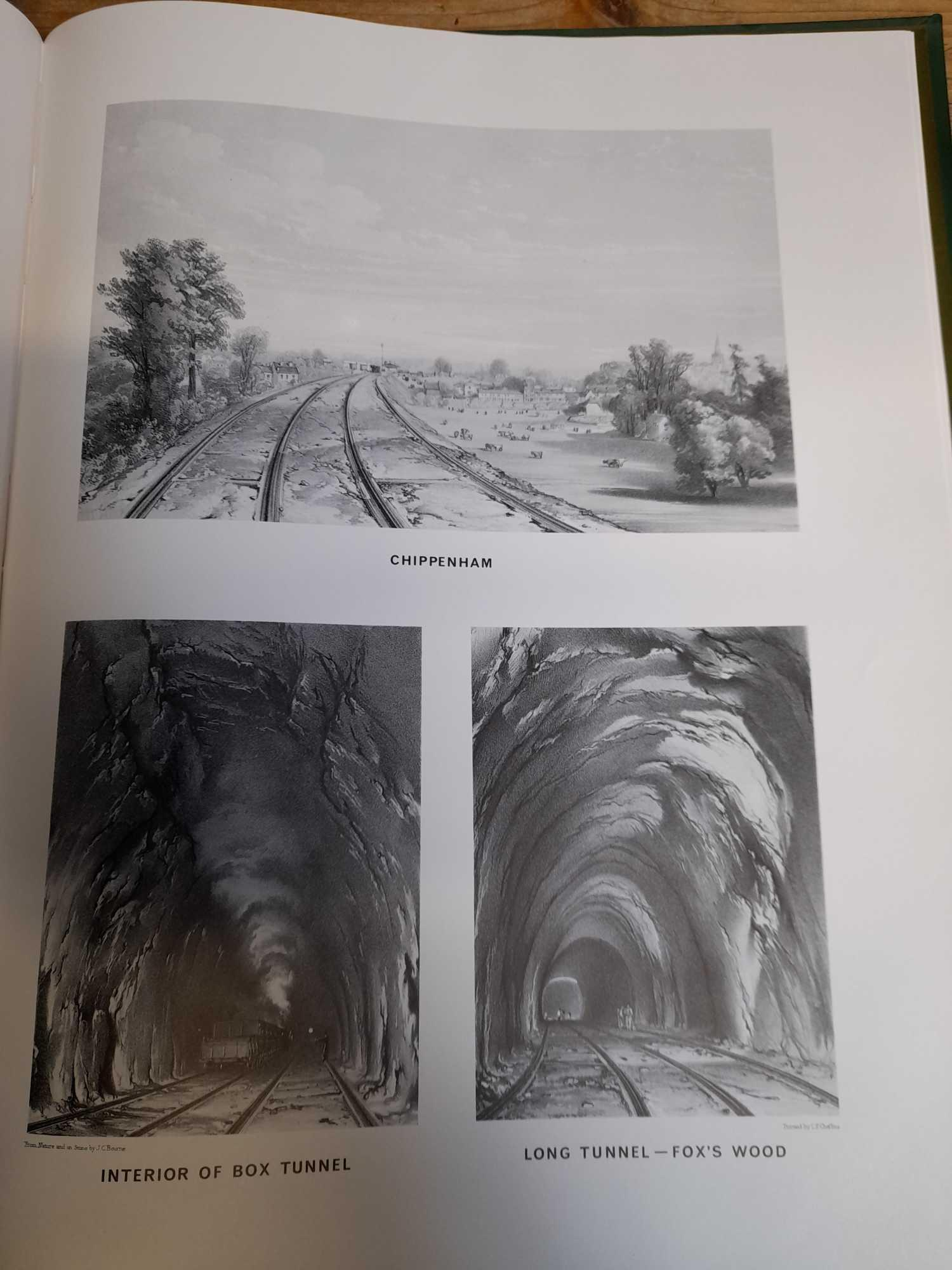 BOURNES GREAT WESTERN RAILWAY BOOK COPY 1 OF 500 - Image 5 of 9