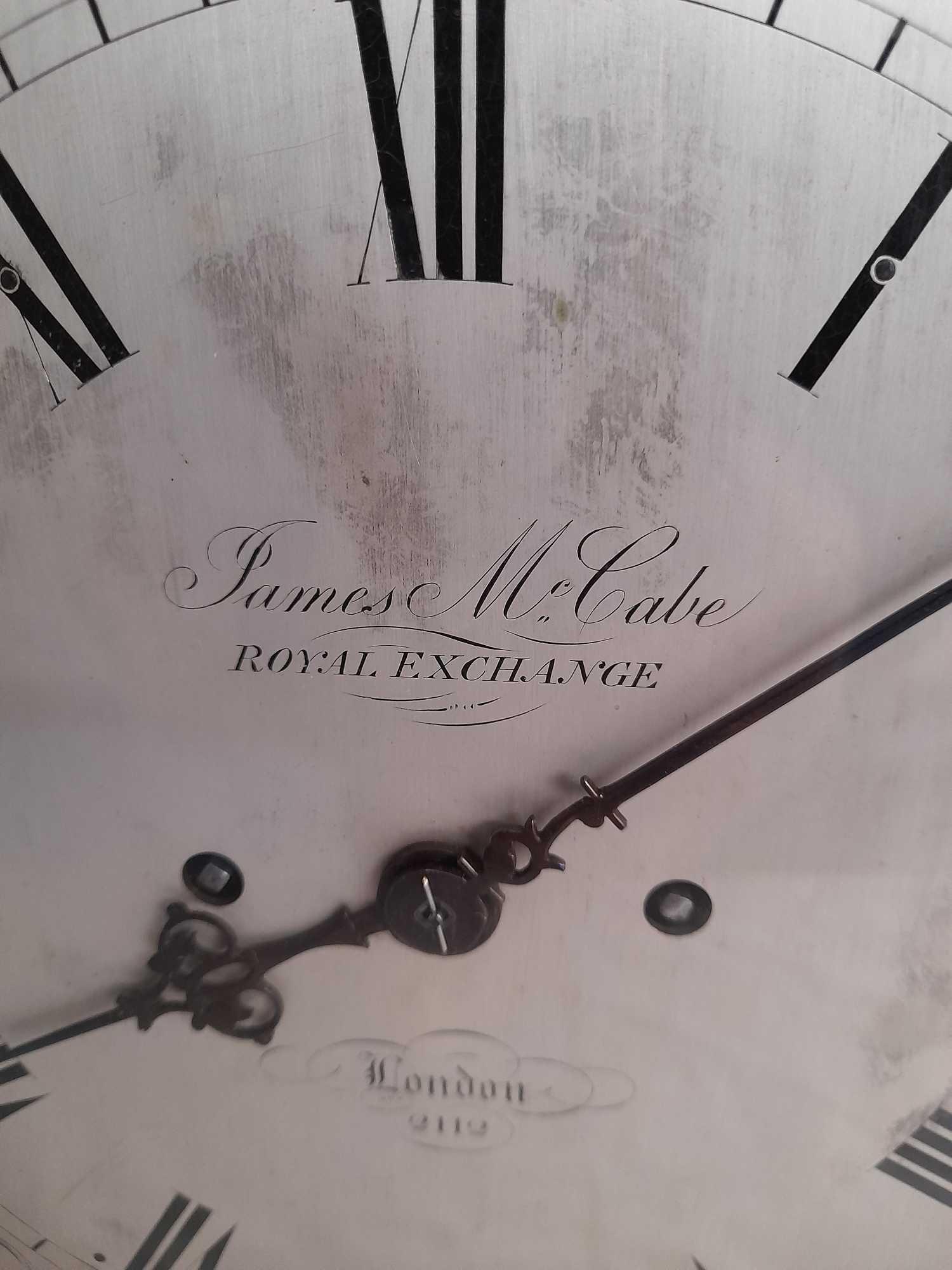 JAMES McCABE LONDON CLOCK - Image 2 of 16