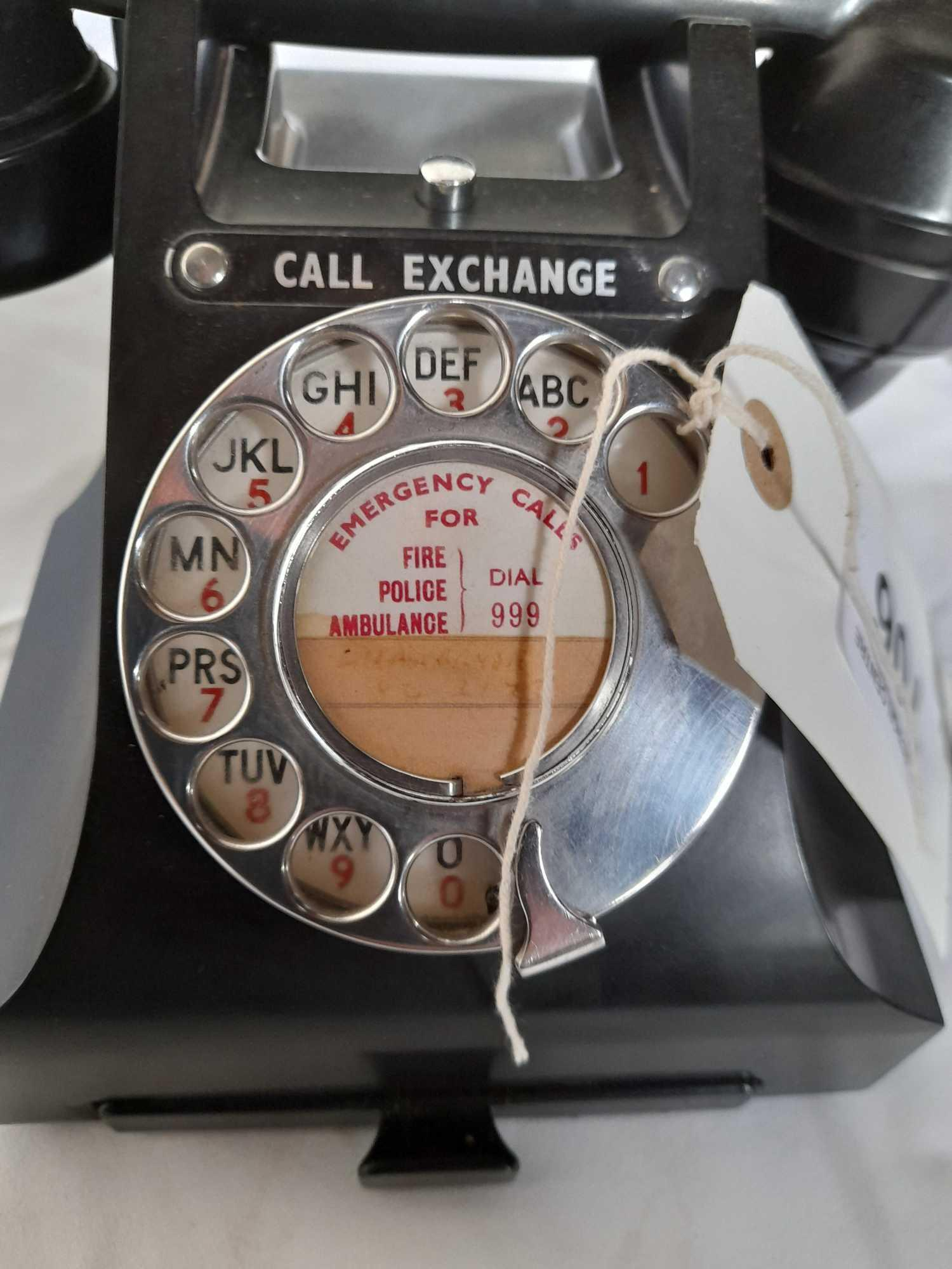 VINTAGE TELEPHONE - Image 2 of 5