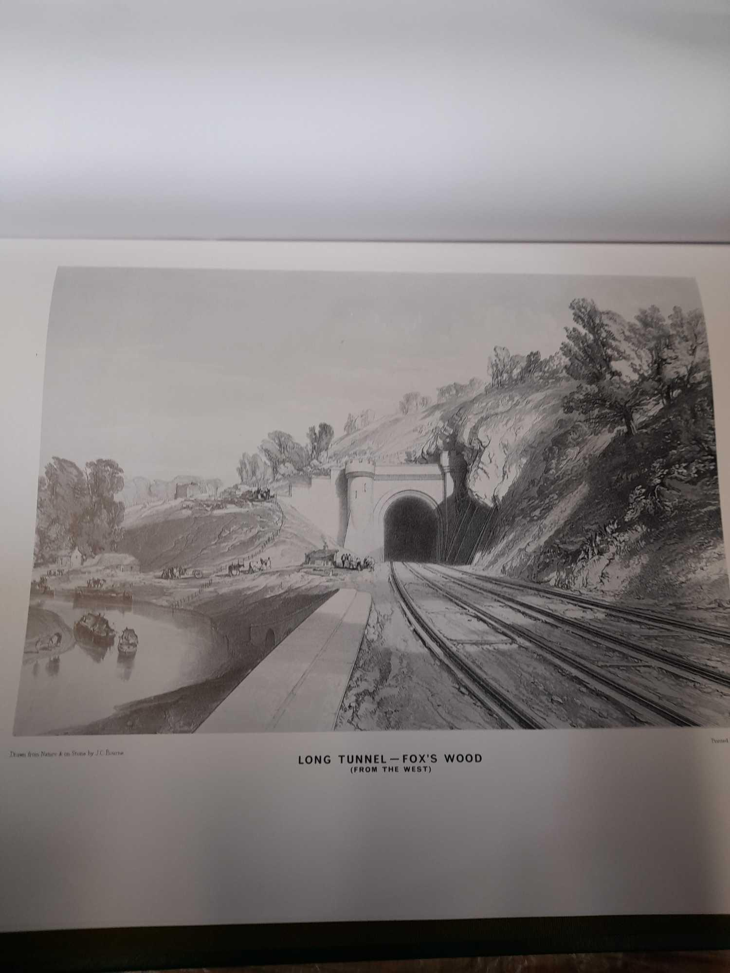 BOURNES GREAT WESTERN RAILWAY BOOK COPY 1 OF 500 - Image 8 of 9