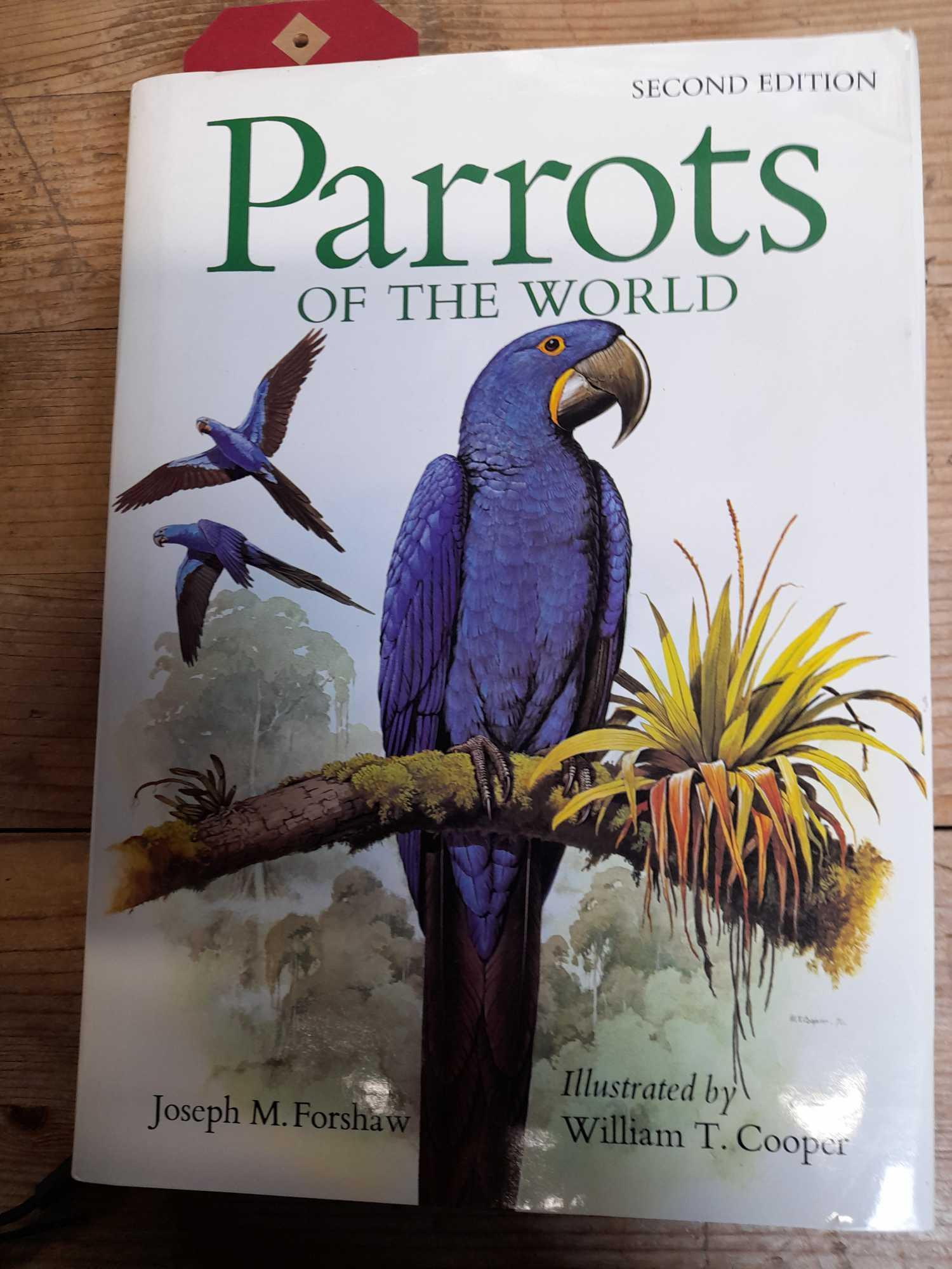 3 PARROT BOOKS - Image 8 of 20
