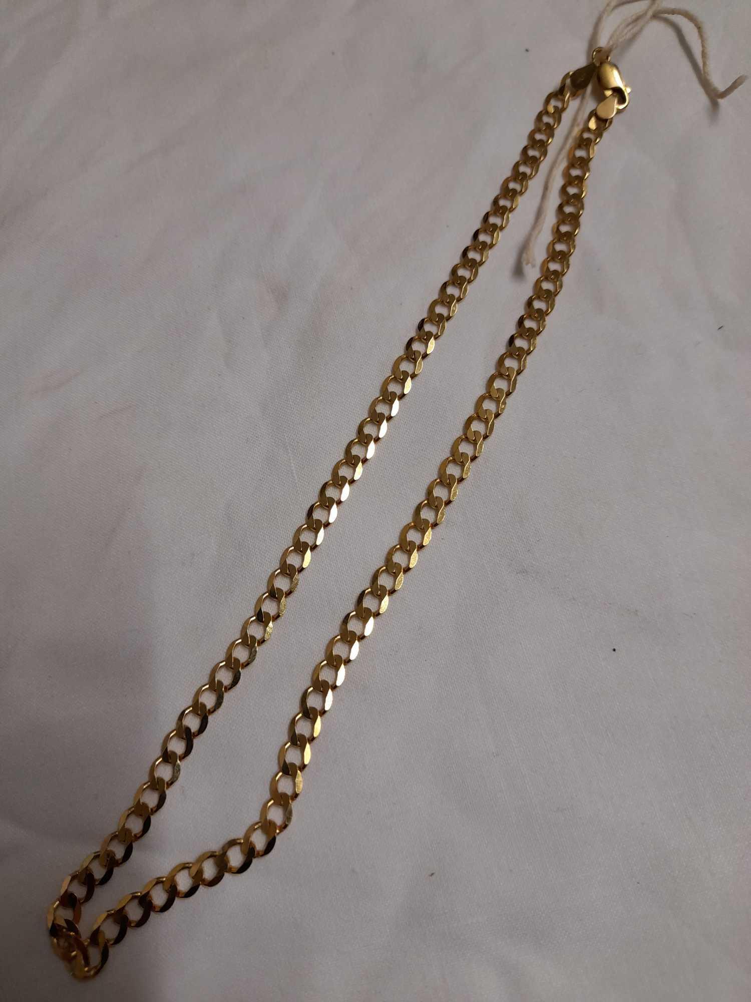 GOLD CHAIN 9 G