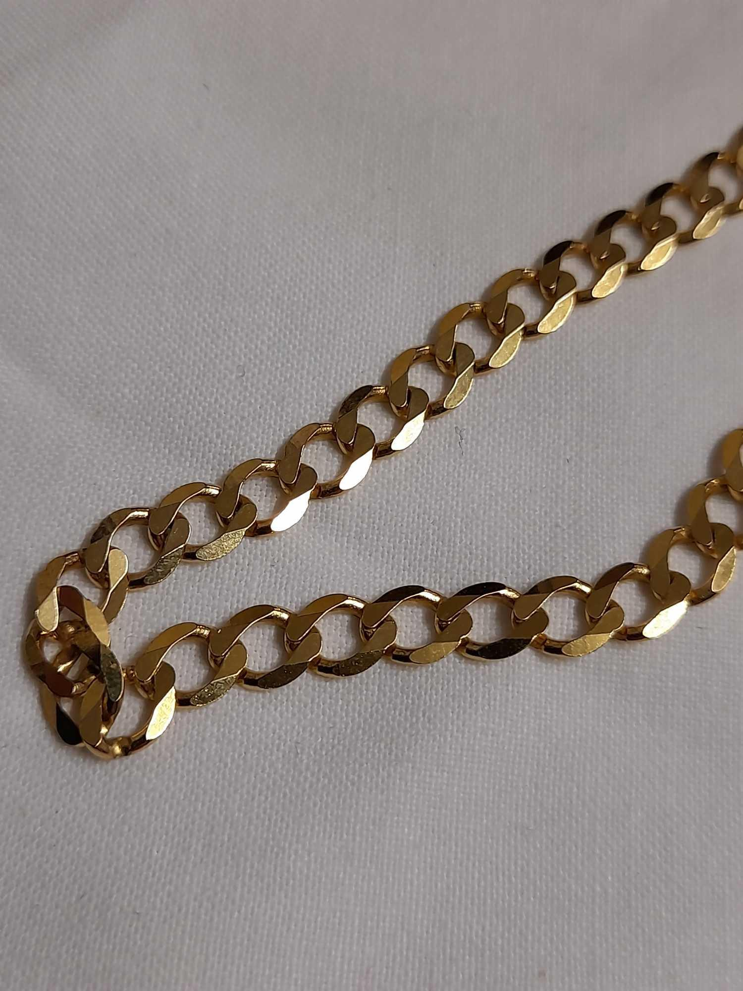 GOLD CHAIN 9 G - Image 2 of 3