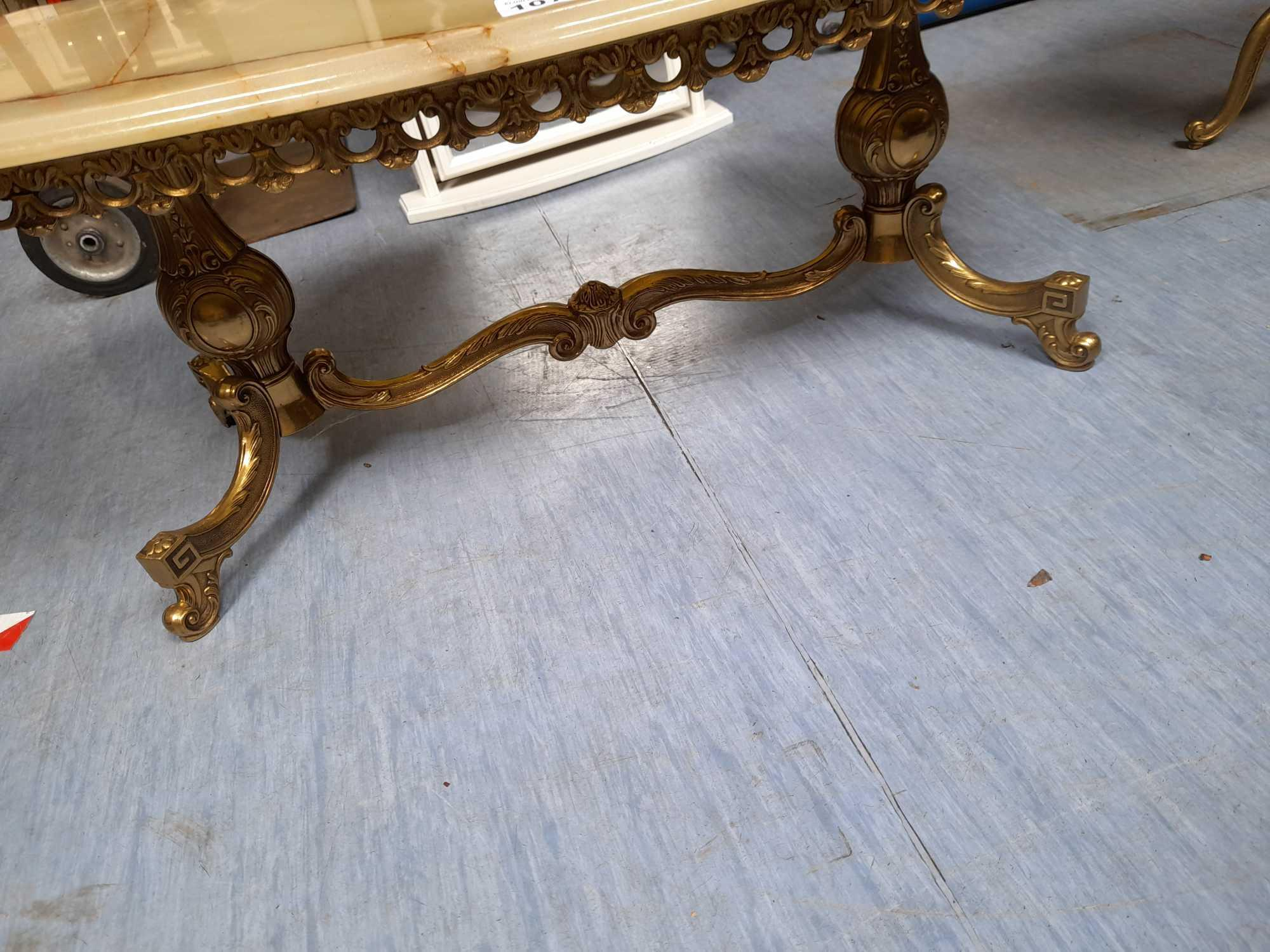 ONYX COFFEE TABLE - Image 2 of 2