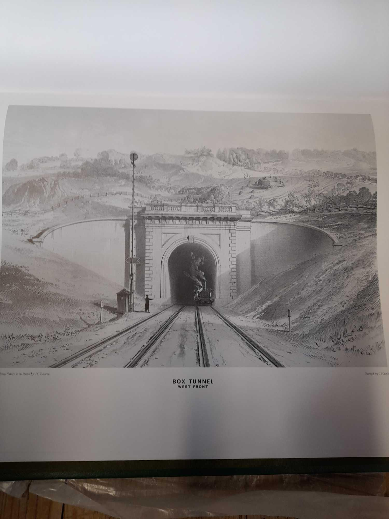 BOURNES GREAT WESTERN RAILWAY BOOK COPY 1 OF 500 - Image 6 of 9
