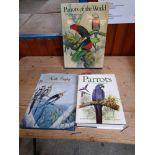 3 PARROT BOOKS