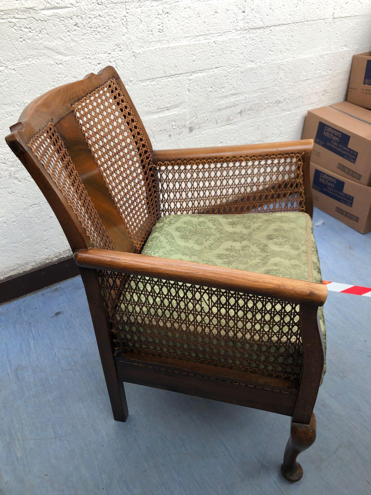 CANE CHAIR - Image 2 of 3