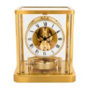 JAEGER LECOULTRE ATMOS TISCHUHR,Kaliber 540, Uhrwerk und allseitig verglastes Gehäuse