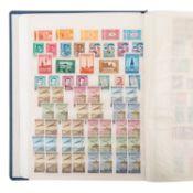 Jugoslawien - 1944/79, ungebrauchte wohl überwiegend postfrische Sammlung, oft in Stückzahlen