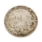 Stadt Nürnberg- Silbergedenkmedaille 1926, Erinnerungstag der dt. Armee und Marine, s