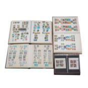 Europa CEPT Postfrische und gestempelte Sammlung ab 1956 bis ca.1989. Augenscheinlich