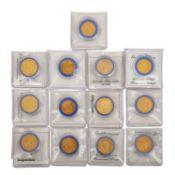 GOLD - Goldmünzen der europäischen Kaiser und Könige Teil I