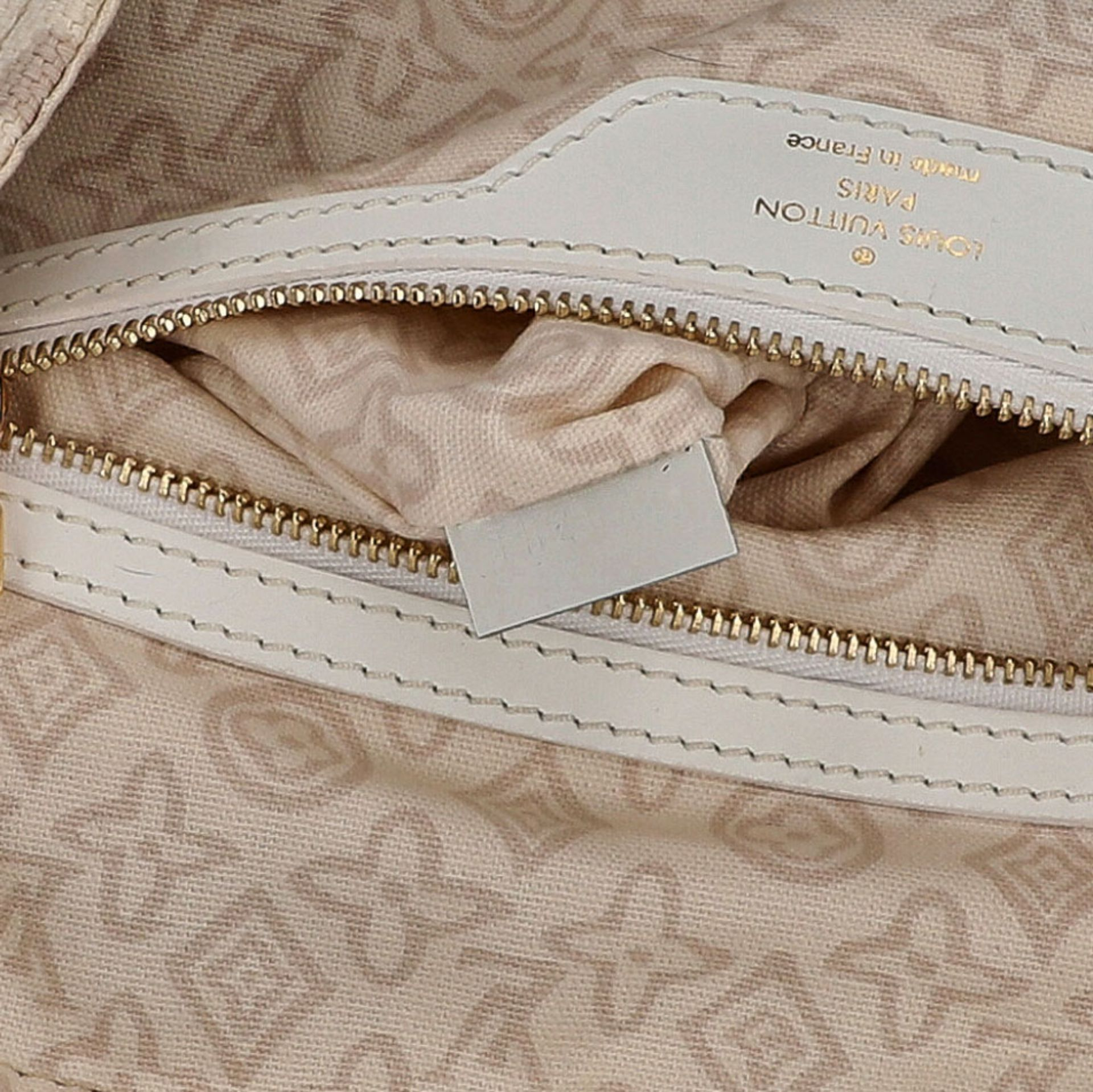 "LOUIS VUITTON Shopper ""TAHITIENNE GM"", Koll.: 2008 Designed by Marc Jacobs, inspiriert - Image 9 of 9"
