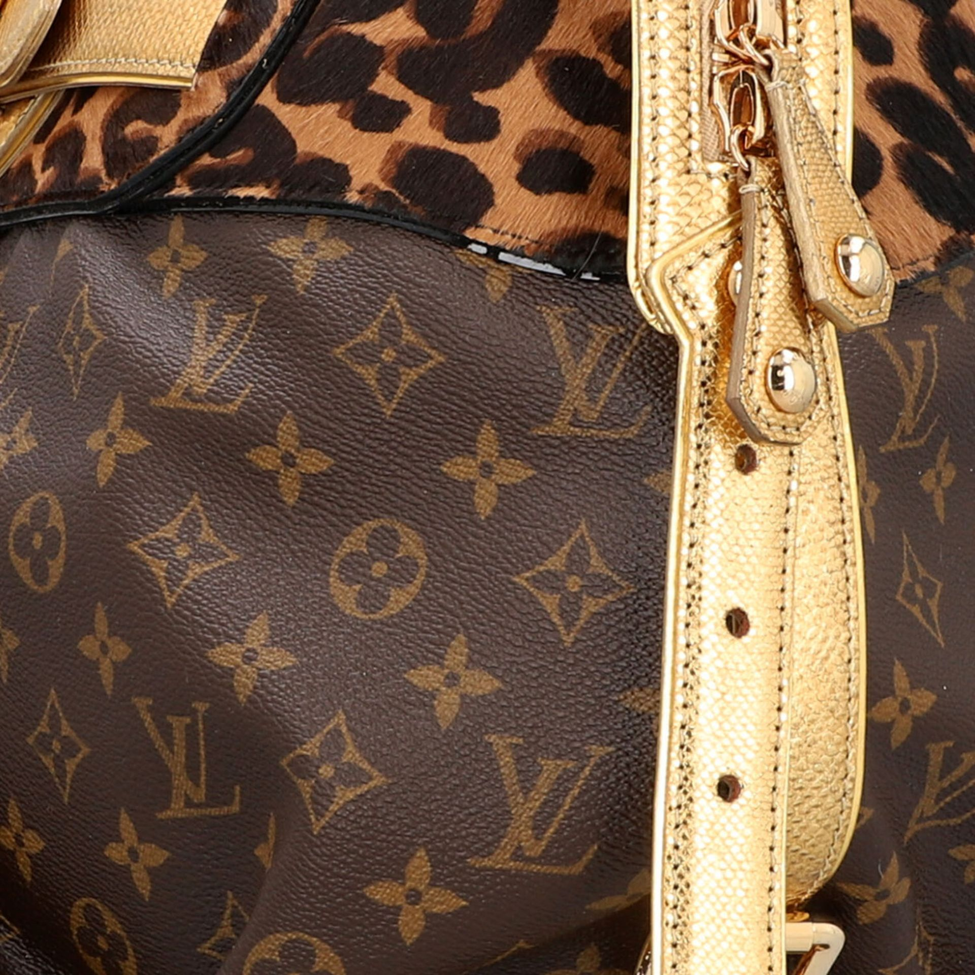 """LOUIS VUITTON Shopper """"STEAMER"""", Koll.: 2006, NP.: ca. 6.000,-€. LIMITED EDITION BY - Image 8 of 10"""