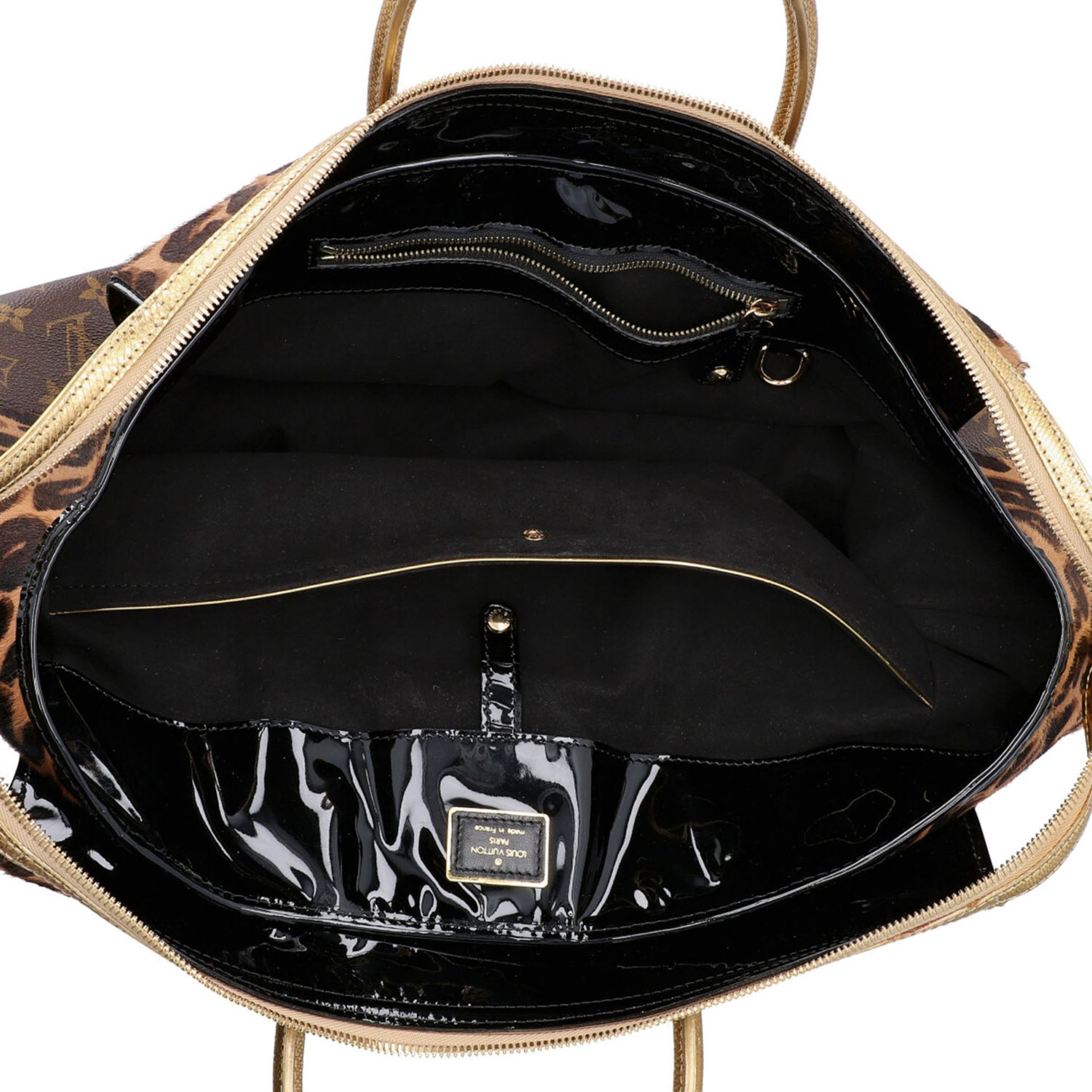 """LOUIS VUITTON Shopper """"STEAMER"""", Koll.: 2006, NP.: ca. 6.000,-€. LIMITED EDITION BY - Image 6 of 10"""