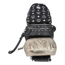 MCM Multi-Bag, akt. NP.: 995,-€. Dreifache Tasche bestehend aus drei einzelnen Model