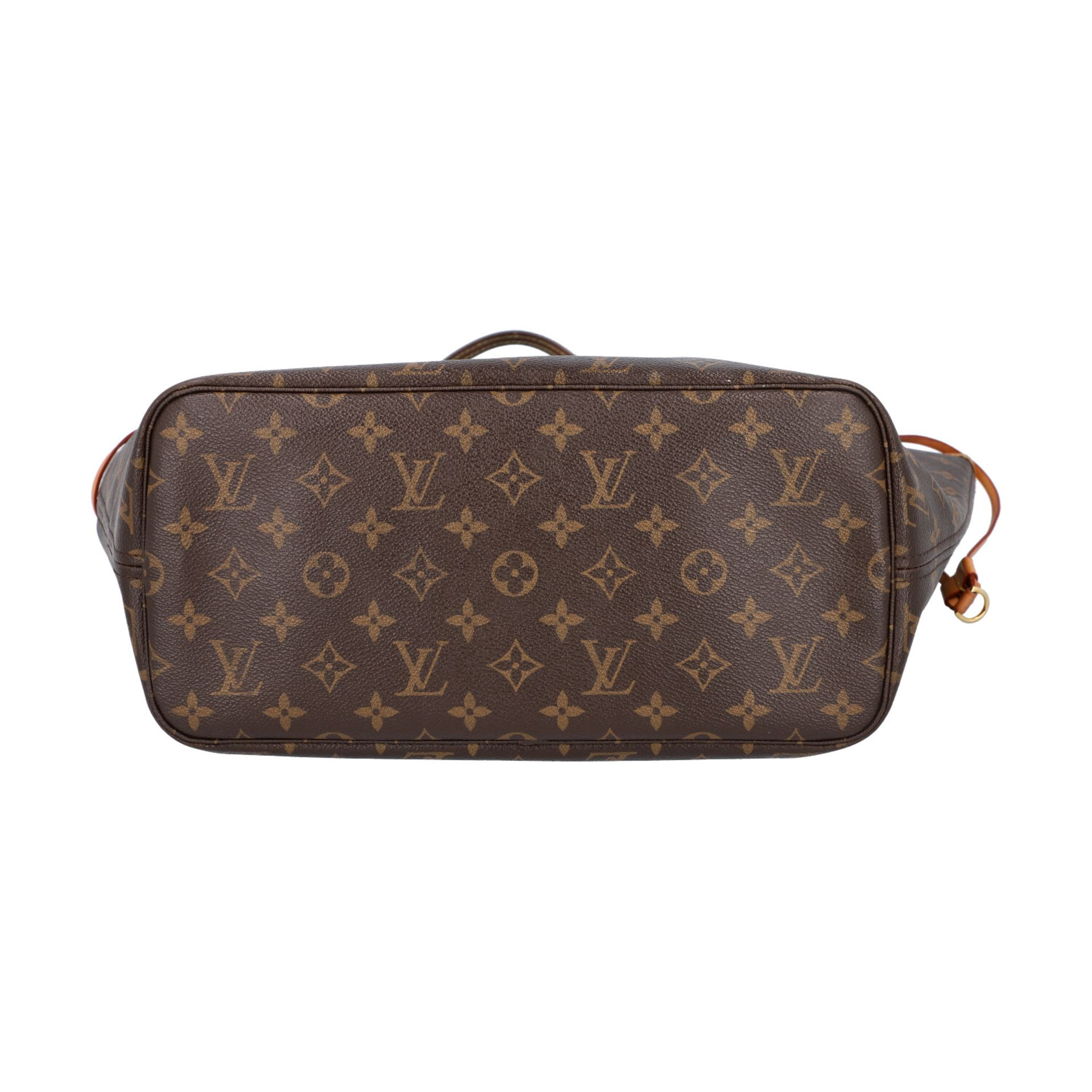 "LOUIS VUITTON Shoppertasche ""NEVERFULL MM"", Koll. 2014. Akt. NP.: 1150,-€. Monogram - Image 5 of 8"