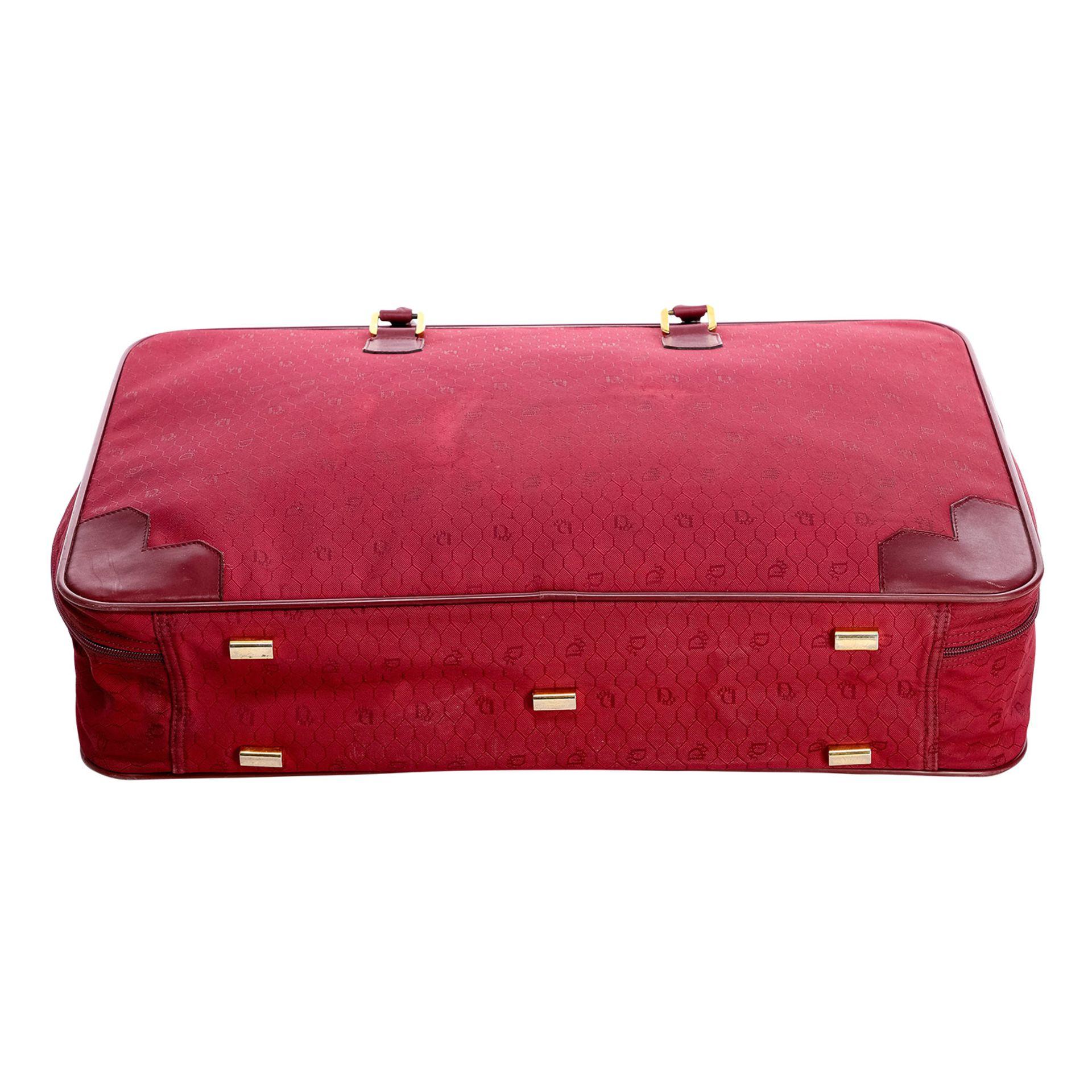 CHRISTIAN DIOR VINTAGE Koffer. - Image 5 of 6