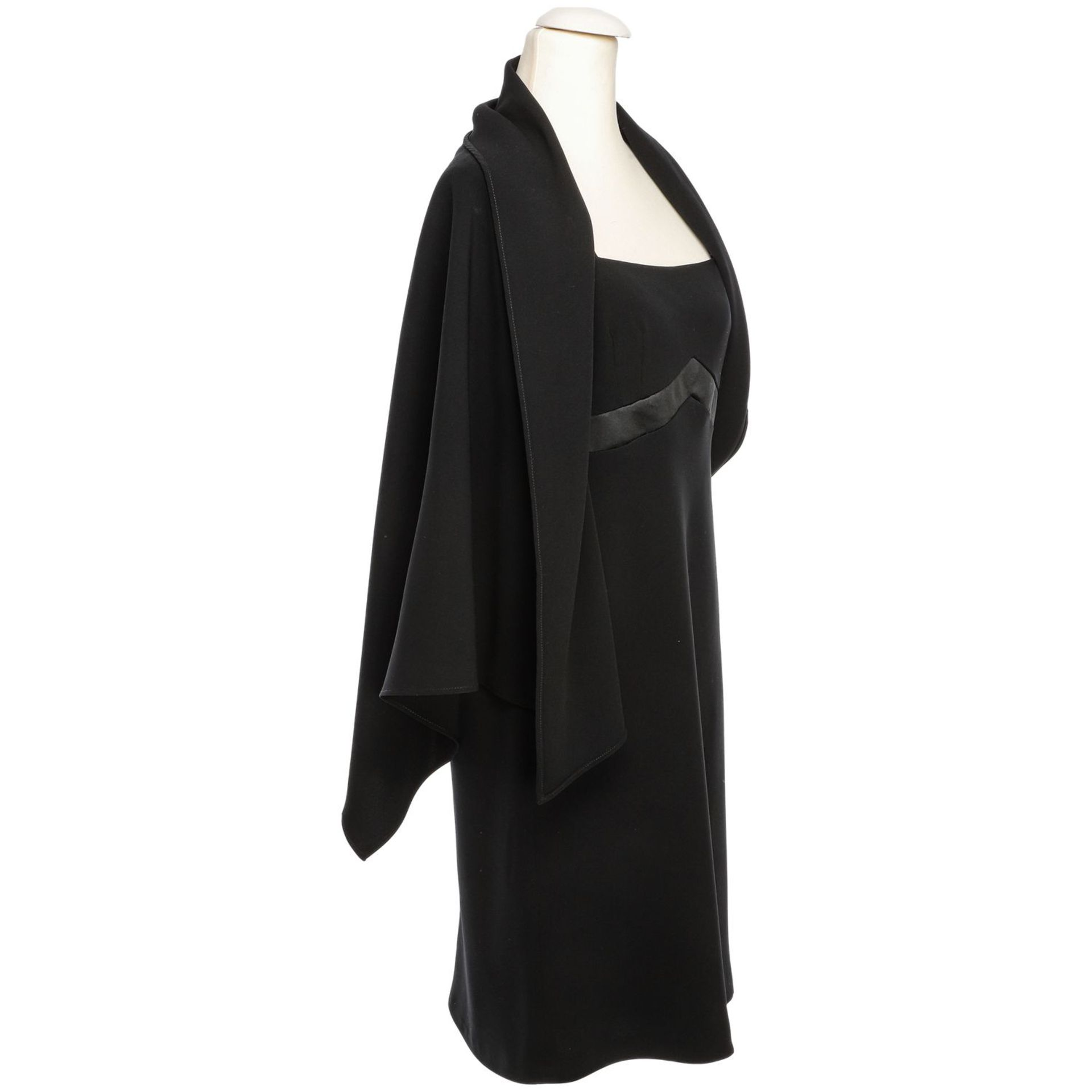 MOSCHINO COUTURE VINTAGE Kleid, Gr. 40. - Image 2 of 4