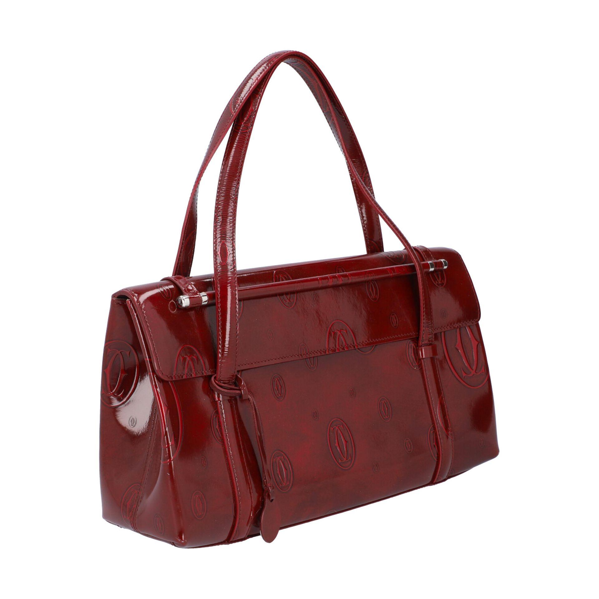 "CARTIER VINTAGE Handtasche ""HAPPY BIRTHDAY"". - Image 2 of 8"