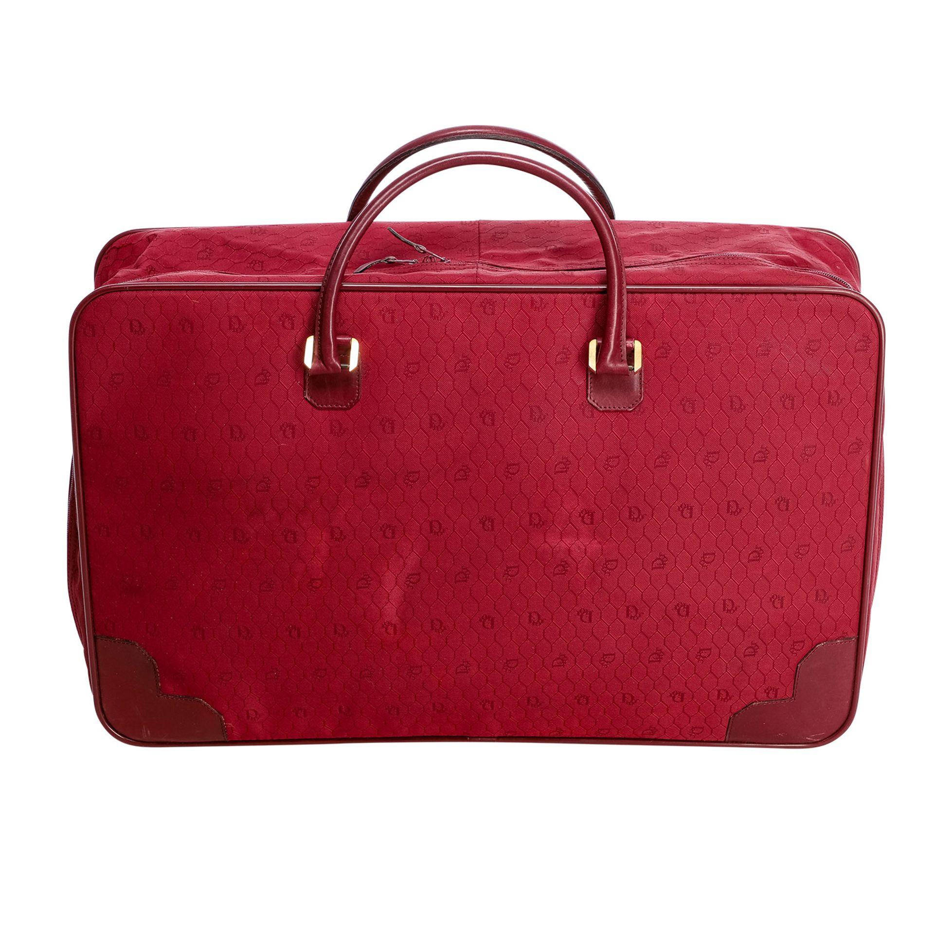 CHRISTIAN DIOR VINTAGE Koffer.