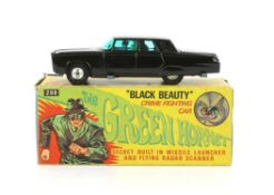 Corgi - No. 268 The Green Hornet 'Black Beauty' diecast model, boxed with inner tray,