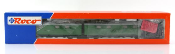 Roco H0/00 gauge 63771 articulated electric locomotive, SBB Ae 8/14 11852, boxed,