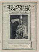 The Western Costumer 1927 - Western Costume Company magazine, 9 x 12 inches.