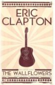 Eric Clapton - two concert posters including a limited edition poster, 2014 world tour,
