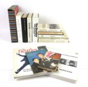 The Beatles - a large collection of 70 + Beatles related books including John Lennon by Ray Coleman,