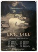A group of 5 Blues concert posters and prints - including B.B. King at the 12th Annual Oklahoma