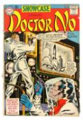 James Bond - DC Comics Dr No, No. 43, comic based on the novel by Ian Fleming, released shortly
