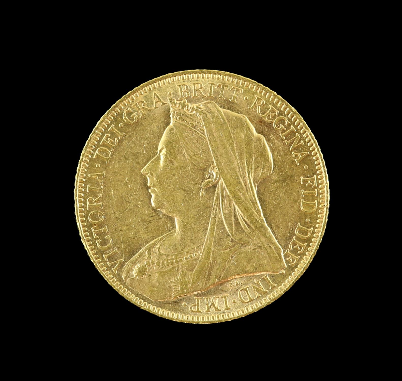 Victorian gold sovereign 1899 - Image 2 of 2