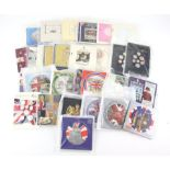 A collection set of annual Royal Mint British Brilliant Uncirculated coin sets 1983-2009 inclusive