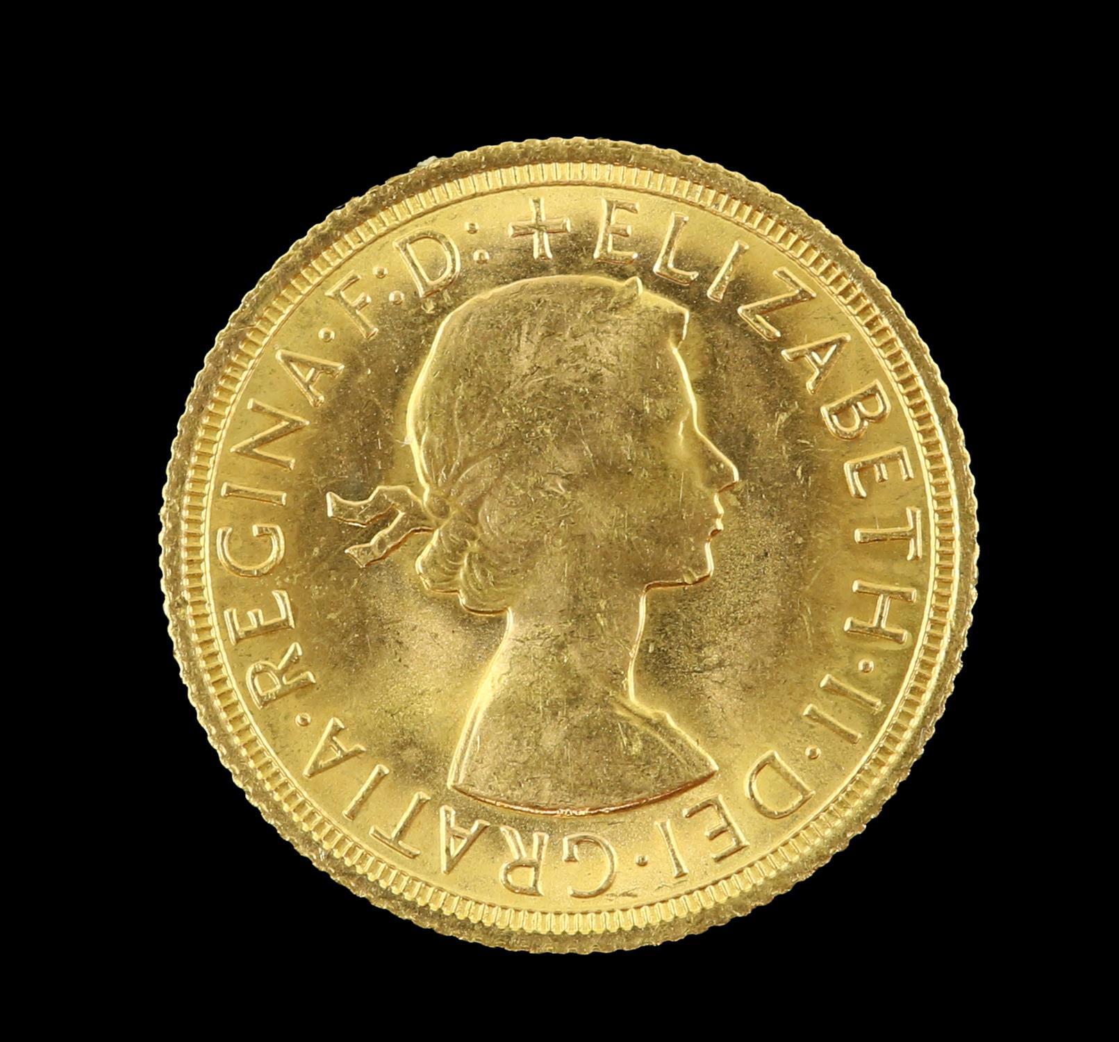Elizabeth II gold sovereign 1968 - Image 2 of 2
