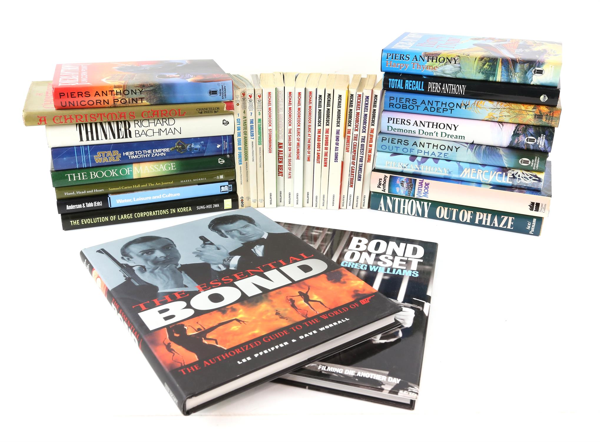 Various books including Chilton's Mustang, 1965-1968 with several other related books, - Image 2 of 4