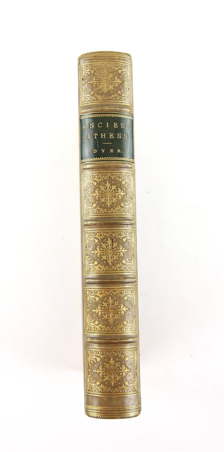 Thomas Henry Dyer, Ancient Athens; Its history, typography and remains, First edition published - Image 4 of 4