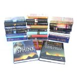 An interesting and wide ranging collectionof mostlyfirst edition books relating to ancient and