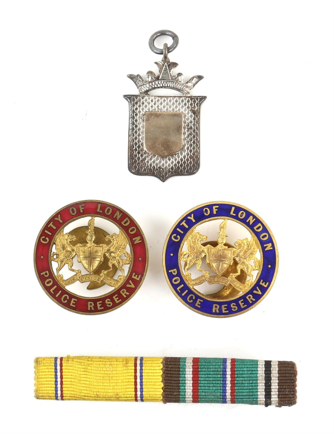 Large collection of medals and medallions, to include War Medal, Defence Medal, The Africa Star, - Image 4 of 5