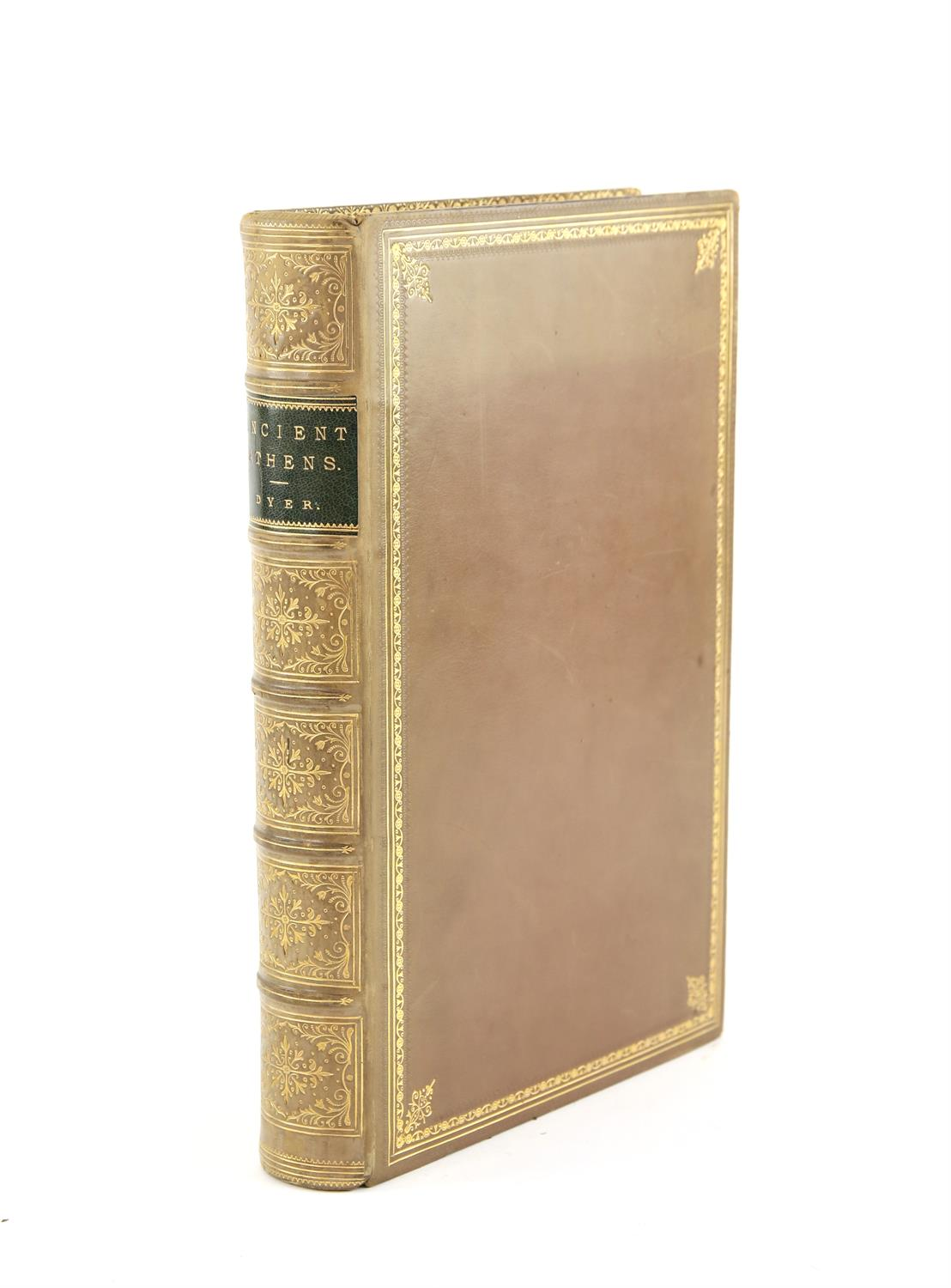 Thomas Henry Dyer, Ancient Athens; Its history, typography and remains, First edition published
